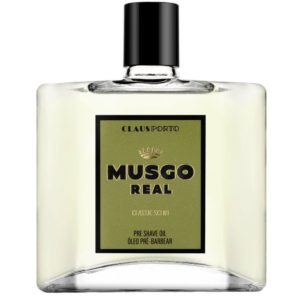 Pre-shave масло для бритья Musgo Real Classic