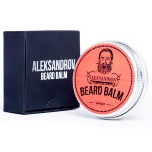 Бальзам для бороды ALEKSANDROV