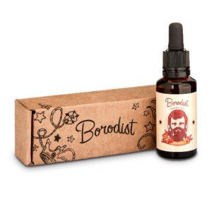 Borodist Beard Warming Oil - масло для бороды 30мл