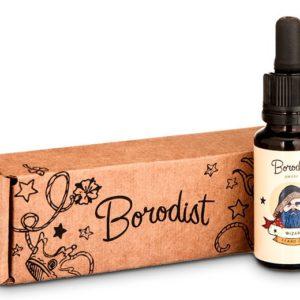 Borodist Beard Oil Wizard - масло для бороды 20мл