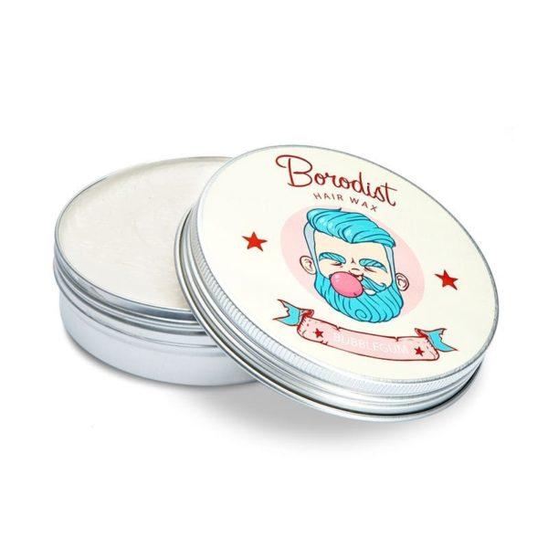 Borodist Bubblegum - Воск паутинка для волос 100гр