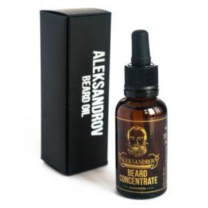 Aleksandrov Beard Oil Concentrate - Масло для роста бороды 30мл